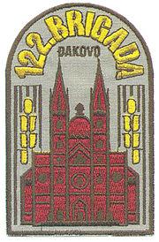 122. brigada HV Đakovo