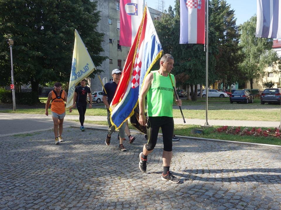 """7. memorijalni maraton """"DA SE NE ZABORAVI"""""""