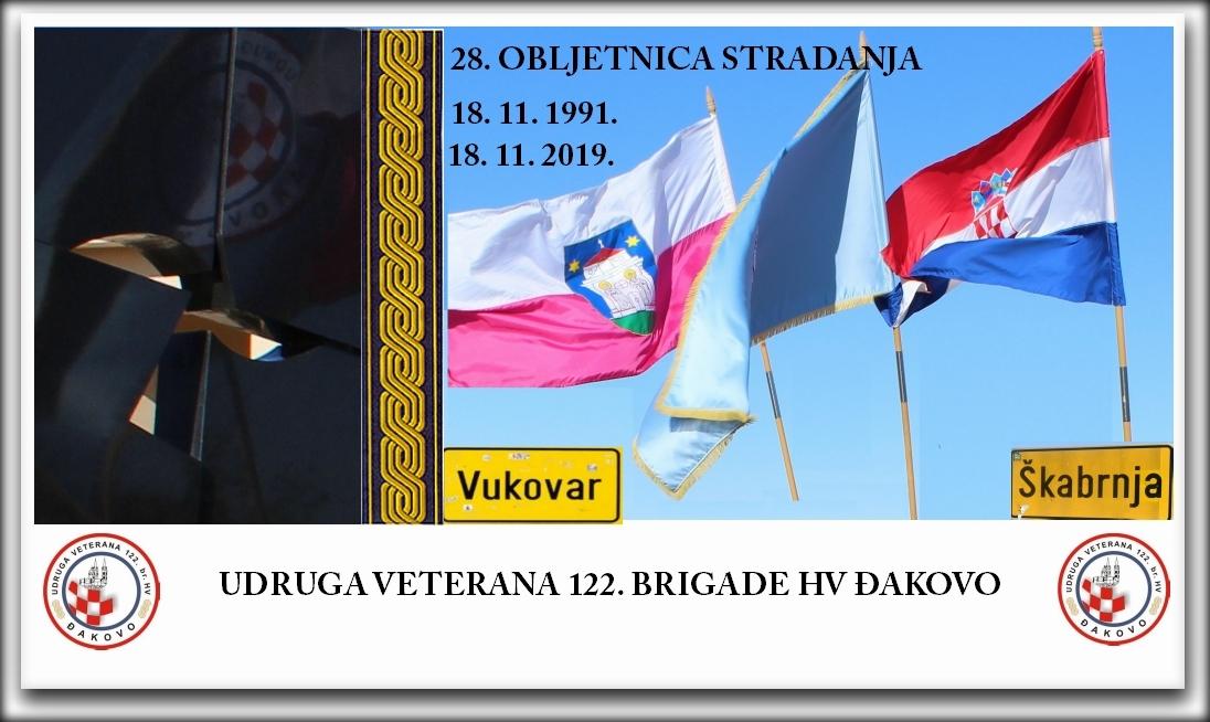 Dan sjećanja na Vukovar i Škabrnju, 18.11.2019.